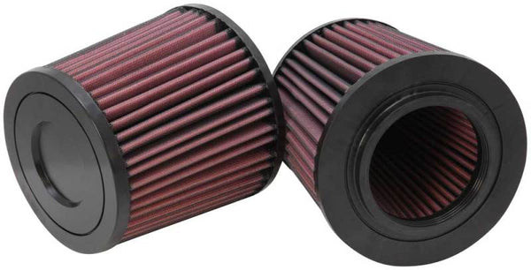 K&N Replacement Air Filter for 11-14 Mclaren MP4-12C 3.8L V8