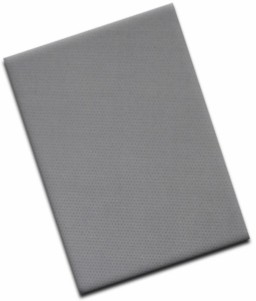 DEI Universal Mat Leather Look Headliner 1/2in x 75in x 54in - Gray