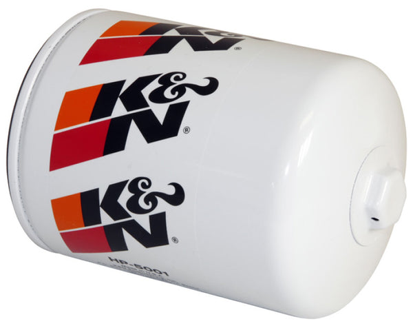 K&N Oil Filter OIL FILTER; RACING, 4-5/8inOD, 6-11/16inH