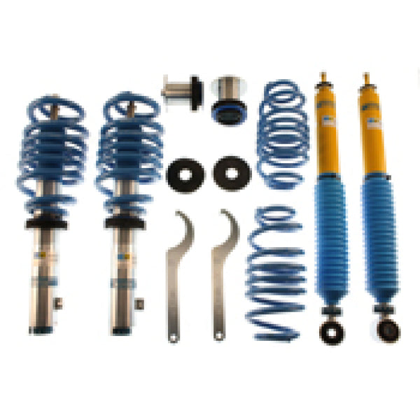 Bilstein B16 2009 Audi A4 Quattro Avant Front and Rear Performance Suspension System