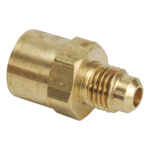 DEI Brass Fitting 1/4npt F - 4AN Male Fitting