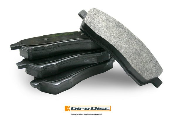 Fabpseed Porsche 997 Turbo Front GiroDisc Brake Pads