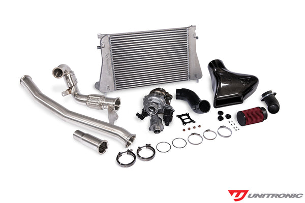 Unitronic 2.0 TSI Gen3 MQB Stage 2+ Turbo Upgrade Kit for AWD
