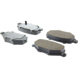 Centric C-TEK 12-19 Dodge Grand Caravan Ceramic Rear Brake Pads w/Shims