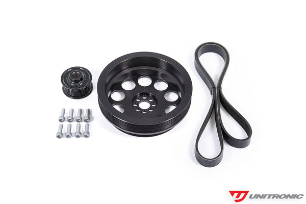 Unitronic Dual Pulley Kit for 3.0TFSI