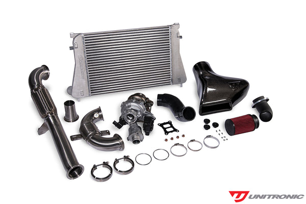 Unitronic Stage 2+ Turbo Upgrade Kit for 2.0 TSI Gen3 MQB