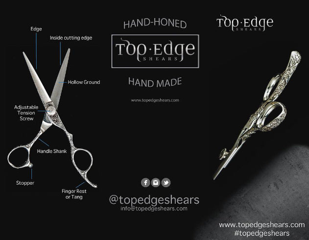 Top Edge Shears – Don't Be Fooled By A Name