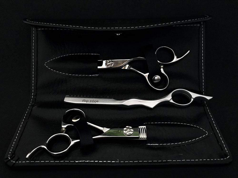 Your Favorite Cosmetology Shears Kit - TopEdgeShears