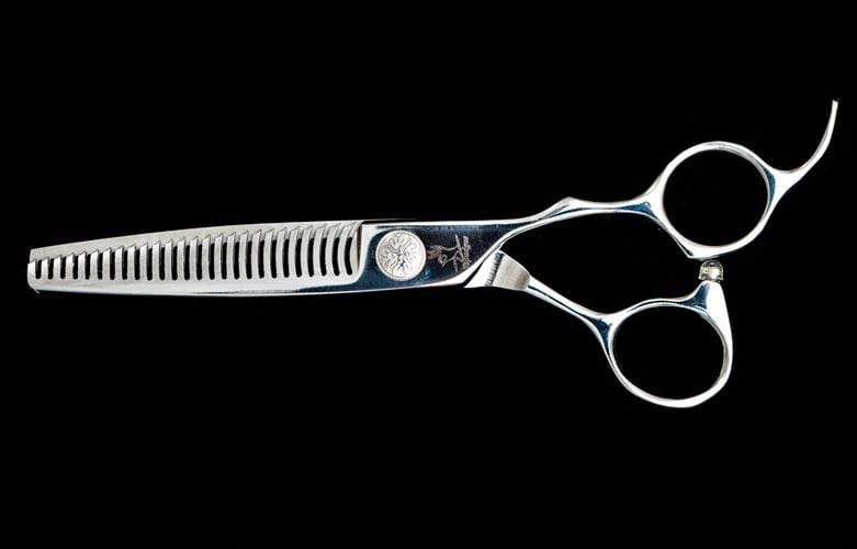 "5.75"" Deluxe Double Thinning Shear, 30 Tooth - TopEdgeShears"