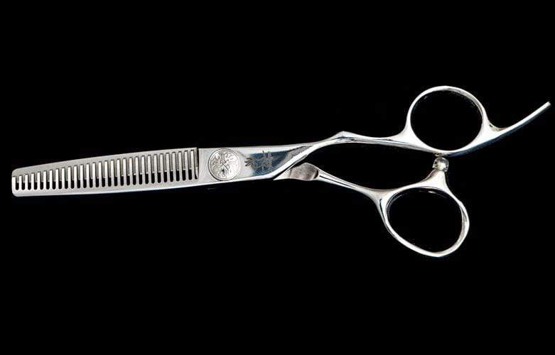 "6"" Deluxe Thinning Shear, 29 Tooth - TopEdgeShears"