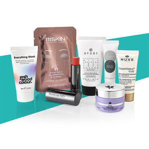 February's 'Indulgent Skincare' Selection