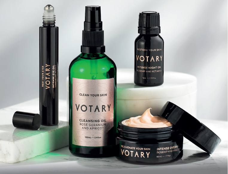 EXCLUSIVE - Votary 'Good Night and Good Skin' Kit