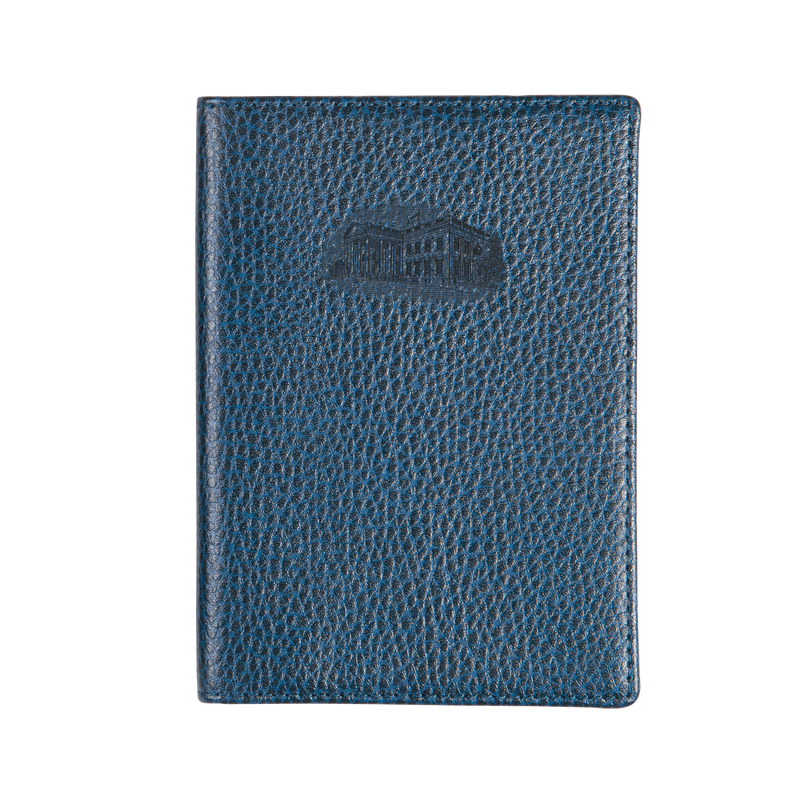 1600 Leather Passport Holder-Front