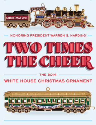 2014 White House Christmas Ornament
