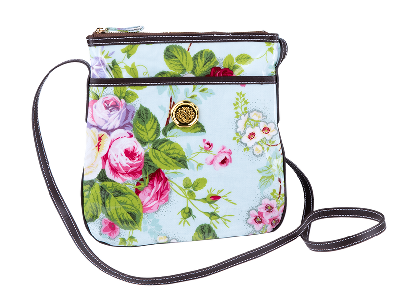 Anna Griffin Flower Gardens at the White House Cross Body Bag-Front