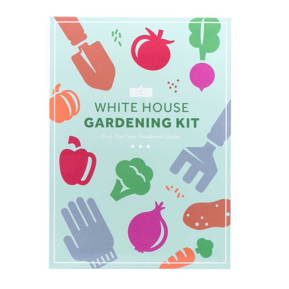 White House Gardening Kit