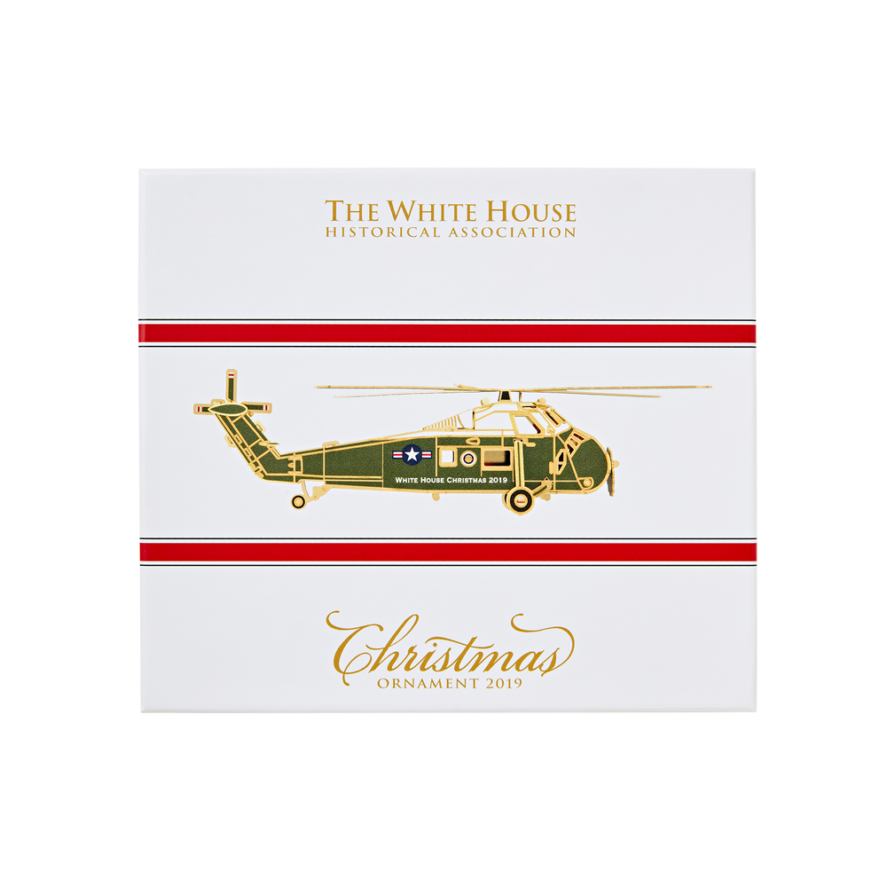 Official 2019 White House Christmas Ornament – White House ...