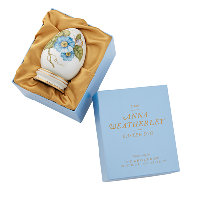 2020 Anna Weatherly Easter Egg-box inside