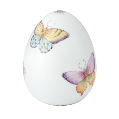2020 Anna Weatherly Easter Egg-yellow butterfily