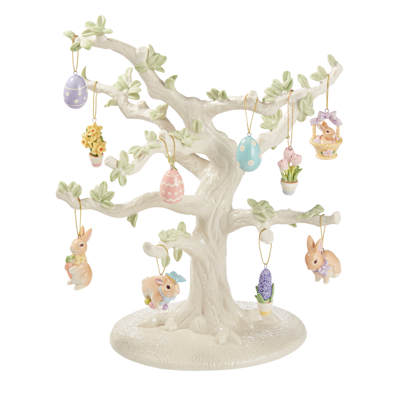 Lenox Easter Tree and Ornament Set