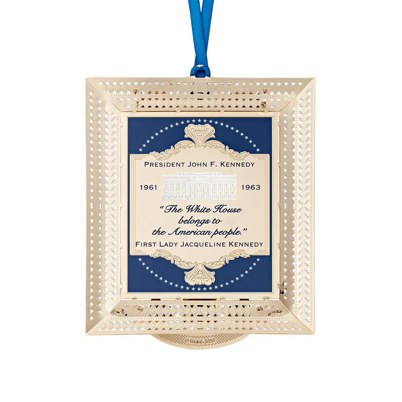 Official 2020 White House Christmas Ornament – White House ...