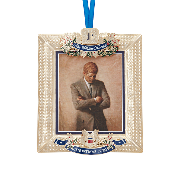 2020 Picture Frame Christmas Ornament Official 2020 White House Christmas Ornament – White House