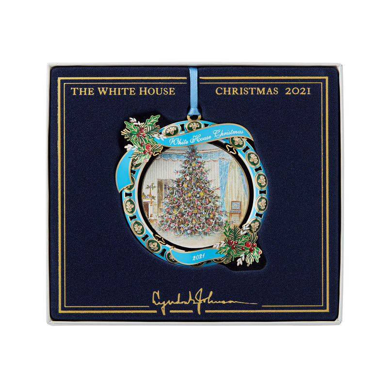 White House Christmas 2021 Ornament Official 2021 White House Christmas Ornament White House Historical Association