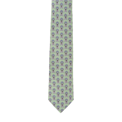 Vineyard Vines Christmas Tie (Green)