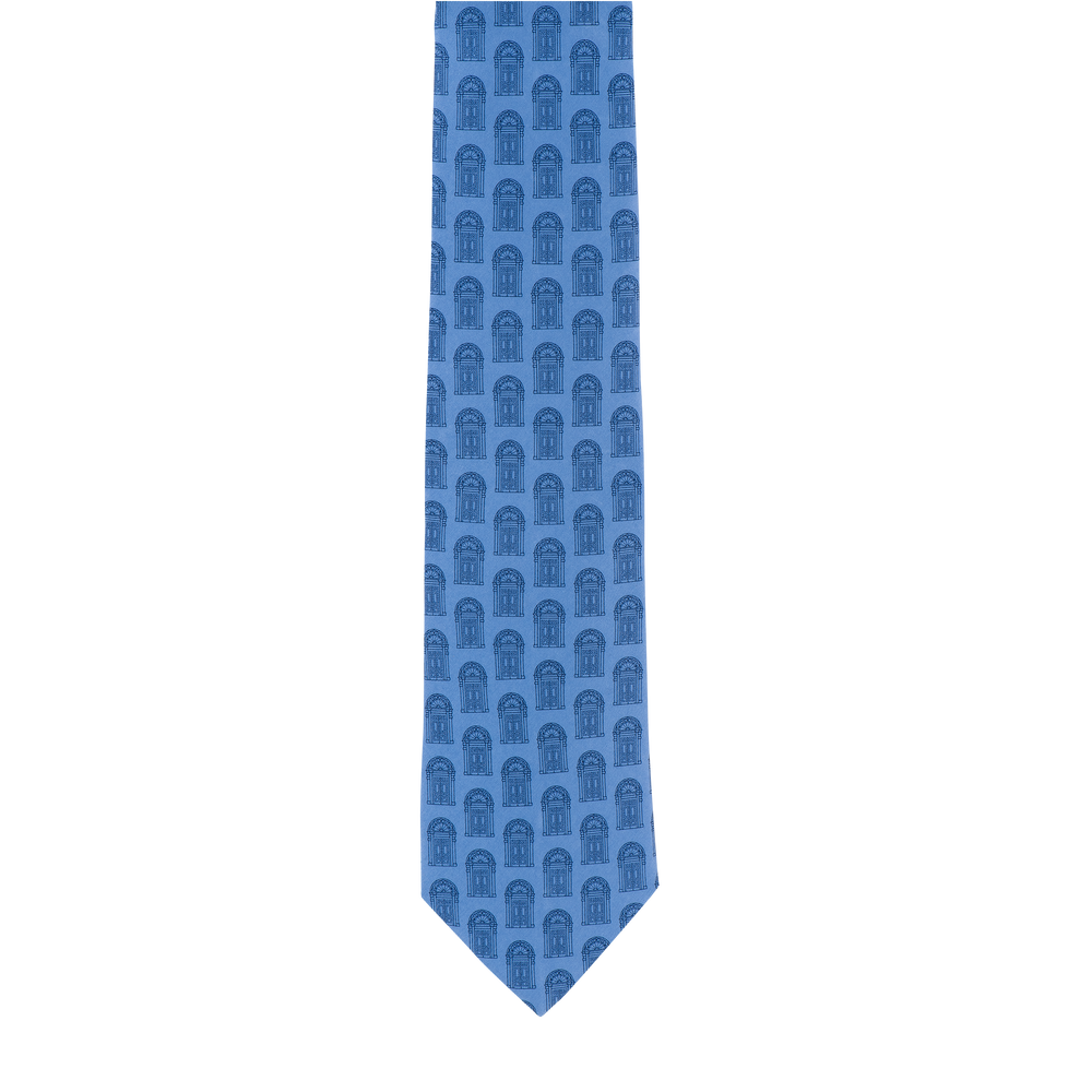 Vineyard Vines White House Door Tie -Royal Blue