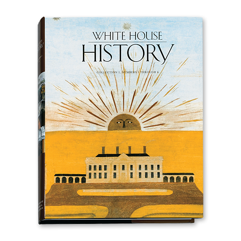White House History-Collection 1 (Numbers 1-6)-Front Cover