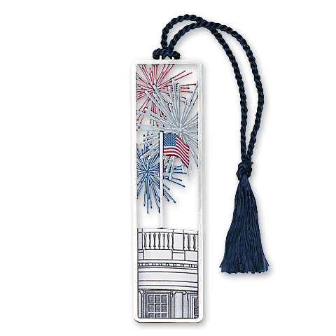 Rockets' Red Glare Bookmark