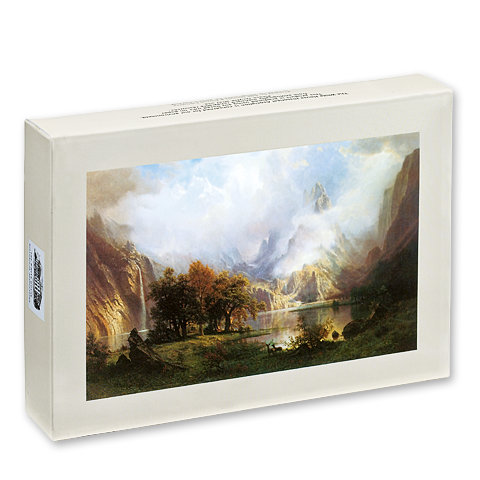 American Landscape Notecards-Box