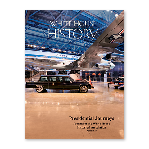 White House History-Issue 28-Presidential Journeys