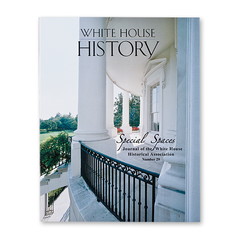 White House History-Special Spaces (# 29)