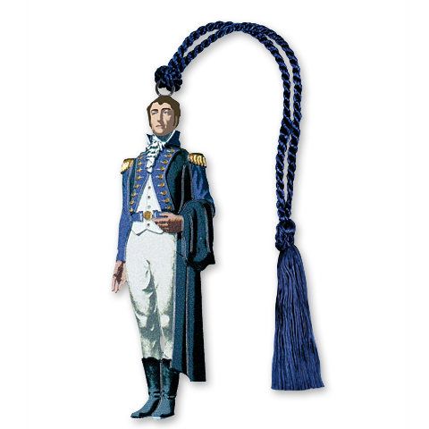Commodore Stephen Decatur Bookmark