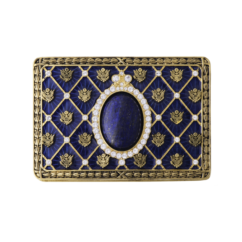 The Presidential Collection Lapis Box