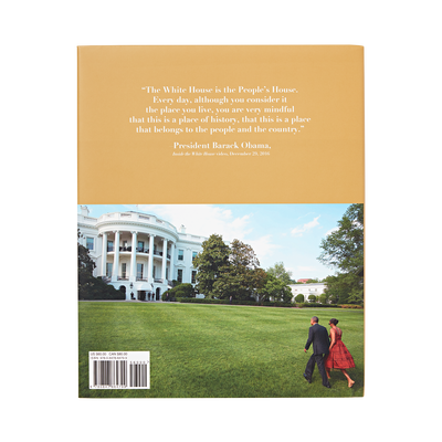 Designing History: The Extraordinary Art & Style of the Obama White House-Back Cover