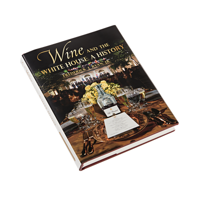 Numbered Edition Wine and the White House Presentation Box
