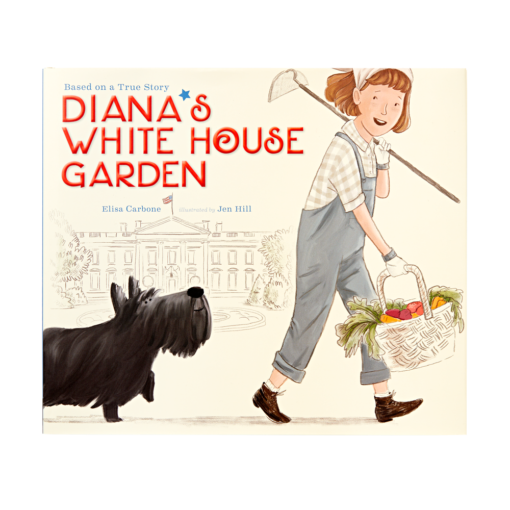 Diana's White House Garden Book