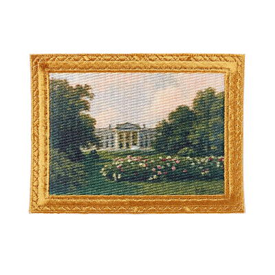 1914 White House Patch