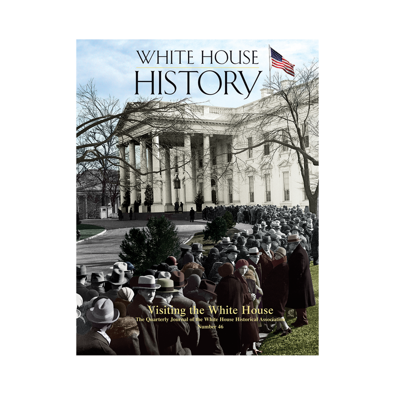 White House History-Visiting the White House (#46)-Front Cover