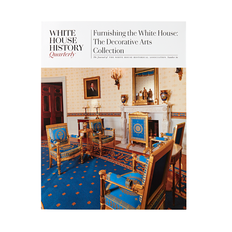 Furnishing the White House: The Decorative Arts Collection (#56)