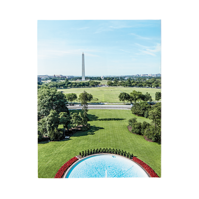 The White House Historical Association Turns Sixty-Back Cover