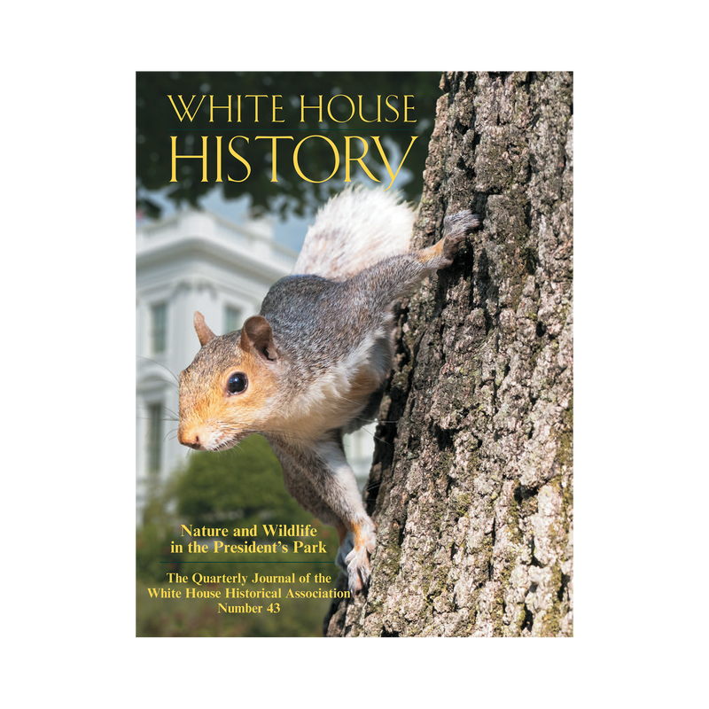 White House History-Nature and Wildlife in the President's Park (#43)-Front Cover