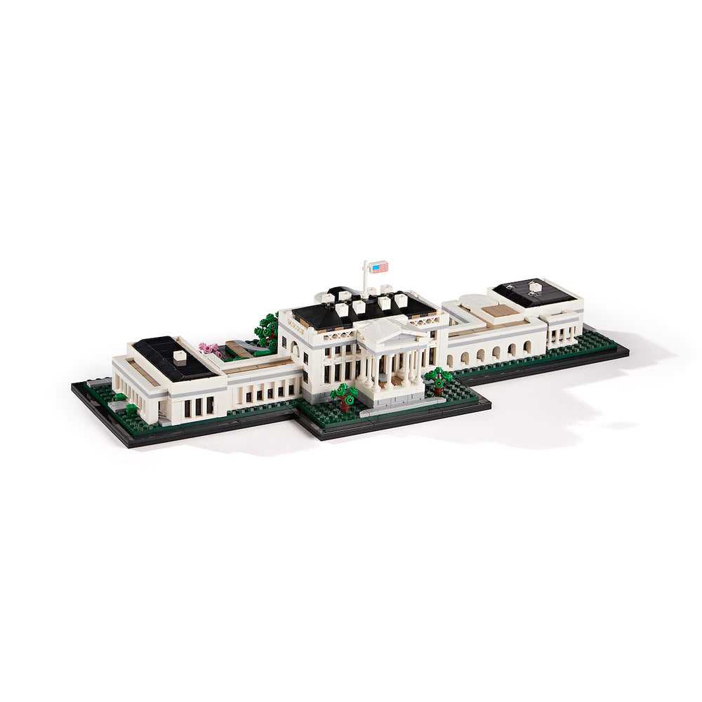 Lego White House-Assembled