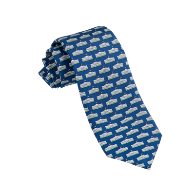 Vineyard Vines Tie (Navy)