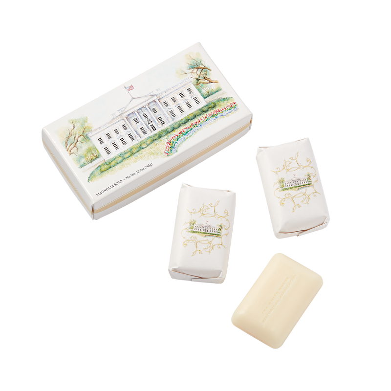 White House Soap Set