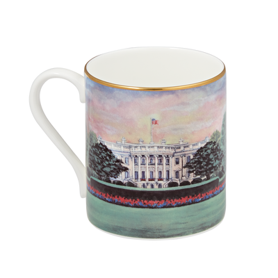 White House at Dawn Mug