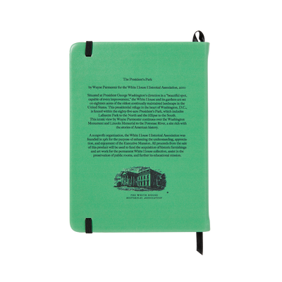 White House Neighborhood Notebook