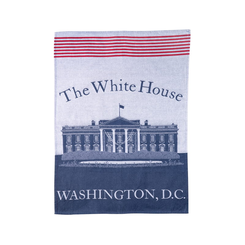 White House Tea Towel